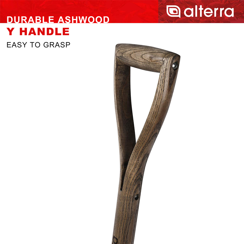 Ashwood handle spade