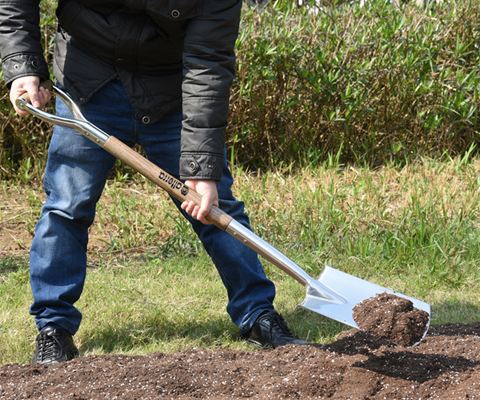 Digging Spade DH Stainless Steel